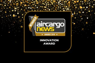 Nallian wins Air Cargo News Innovation Award